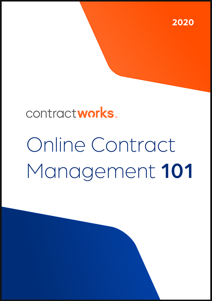 Online Contract Management 101