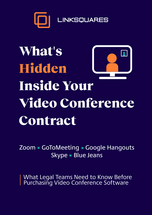 What's Hidden in Your Video Conference Contract