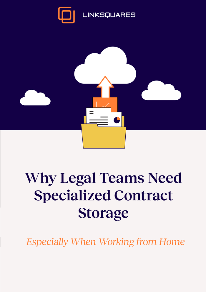 Why Legal Teams Need Specialized Contract Storage