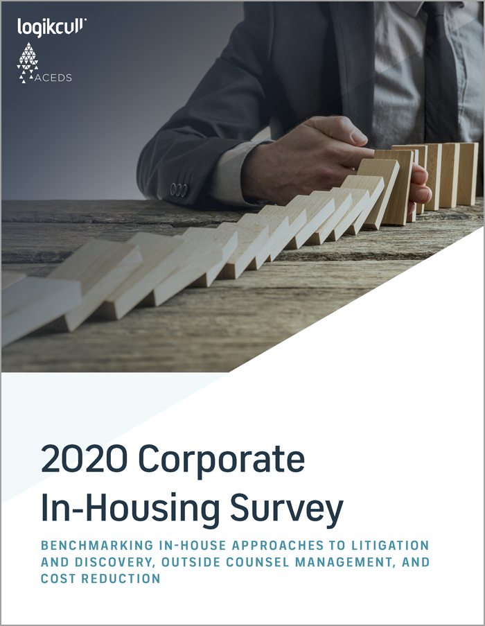 2020 Corporate In-Housing Survey